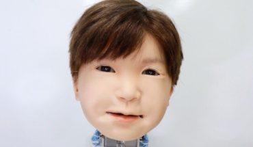 Affetto: el bebé robot que te dará pesadillas