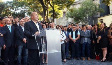 Alfaro acusa que que AMLO viola pacto federal con superdelegados