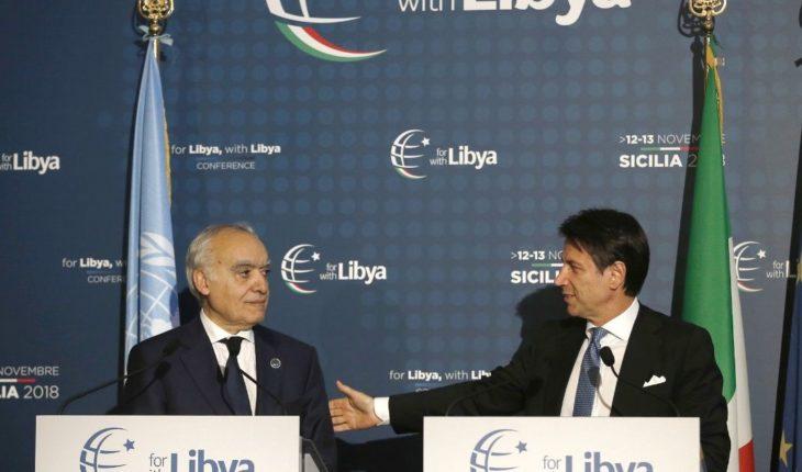 Alivio y optimismo en ONU por conferencia sobre Libia
