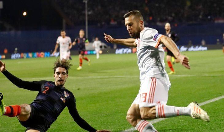 Amistoso en vivo: España vs Bosnia   Fecha FIFA noviembre 2018
