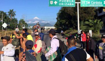 Apoyará CDMX caravana migrante hasta que parta