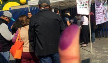 App permite, de nuevo, votos múltiples en consulta