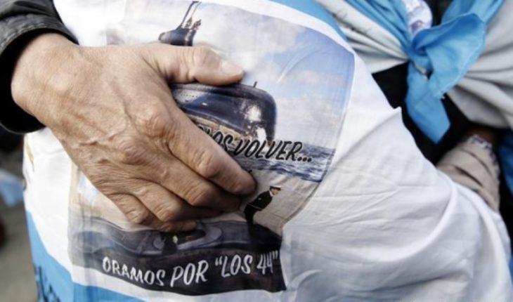 Armada argentina confirma hallazgo del submarino ARA San Juan