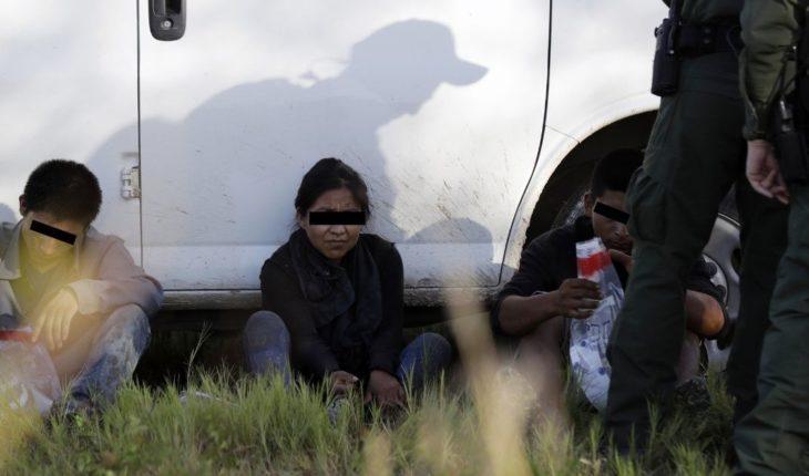 Arrestos en la frontera alcanzan niveles récord en era Trump