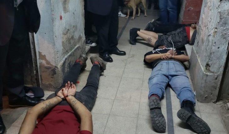 Ataques con explosivos: son 13 las personas detenidas