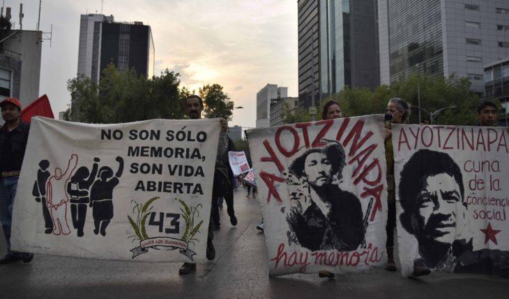 Autoridades y criminales, vinculados en caso Ayotzinapa: CNDH