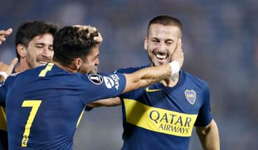 Boca empató ante Palmeiras y hay final superclásica en la Libertadores