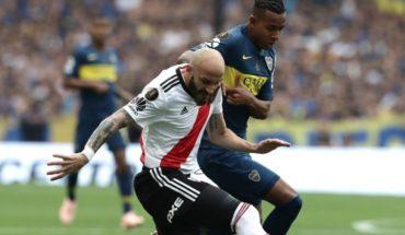 Boca y River igualaron 2 a 2 en una apasionante final en La Bombonera
