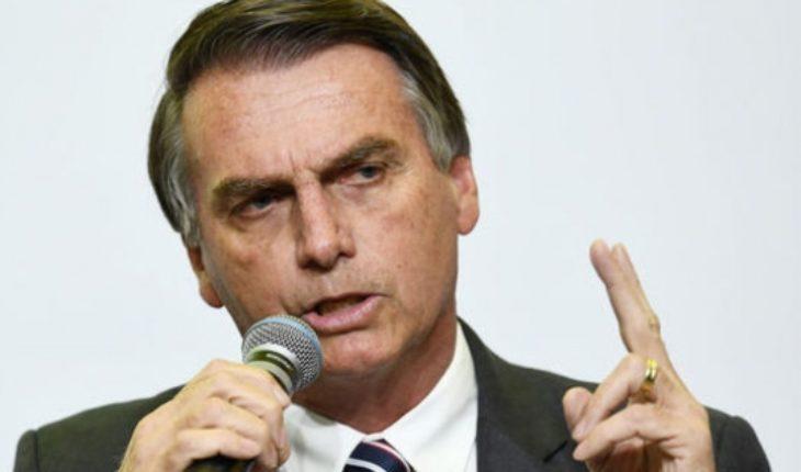 Bolsonaro: una razón más para sancionar la incitación al odio