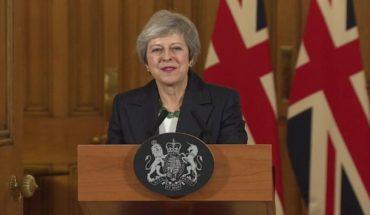 Brexit y polémica: ¿puede caer el gobierno de Theresa May?