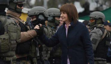 Bullrich rechazó alerta británica sobre posibles ataques terroristas en Argentina