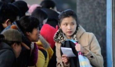 Buscan 1,2 millones de chinos ocupar 14.500 puestos de funcionario