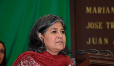 Buscaremos eliminar el uso de botellas de agua y desechables: Mayela Salas