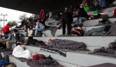 CDMX espera albergar a 5 mil migrantes; han llegado 800