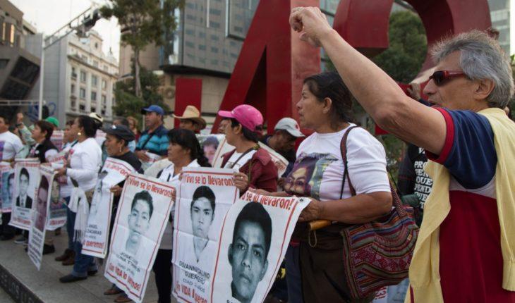 CIDH concluye que investigación de Ayotzinapa está incompleta