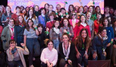 Calu Rivero habló en el Primer Foro de Cine y Perspectiva de Género