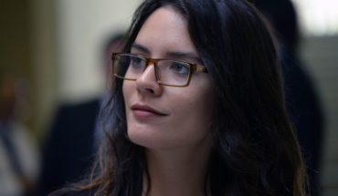 Camila Vallejo estaría pensando en no repostularse al Congreso, igual que Boric y Jackson