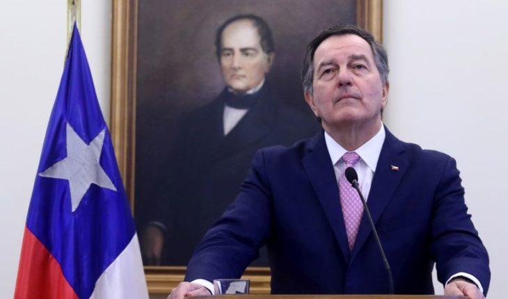 """Canciller afirmó que extradición del """"comandante Emilio"""" sería temporal"""