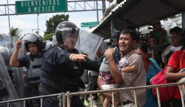 Caravana migrante: entre el rechazo en Tijuana y las amenazas de Trump