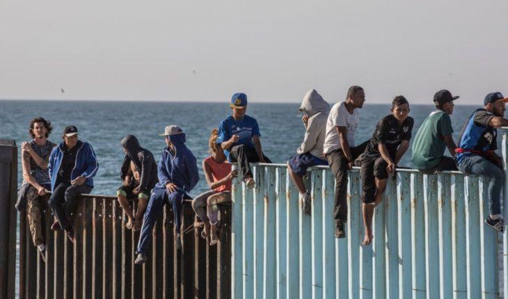 """""""Cero tolerancia"""" para migrantes que alteren el orden en BC"""