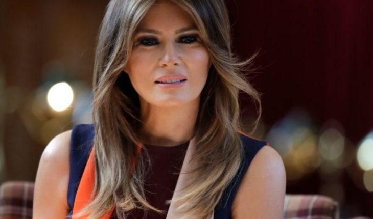 Cesan a funcionaria de seguridad a petición de Melania Trump