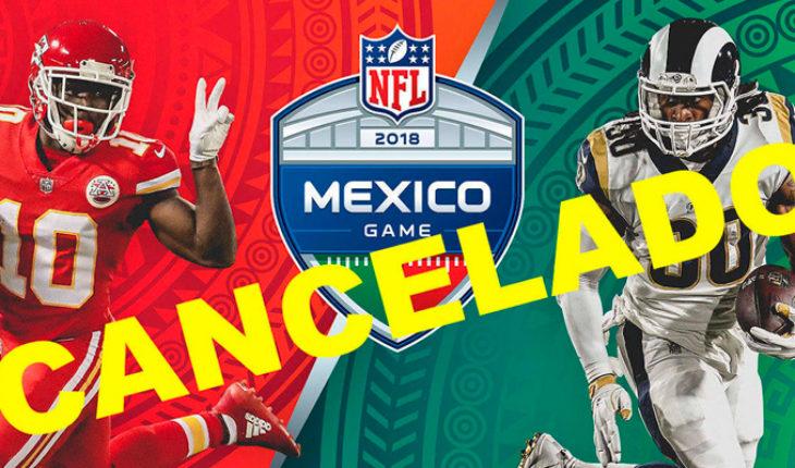 Chief vs Rams es cancelado debido a las malas condiciones del césped en el Estadio Azteca