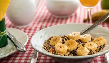 Cinco alimentos de dieta que son ricos en fibra