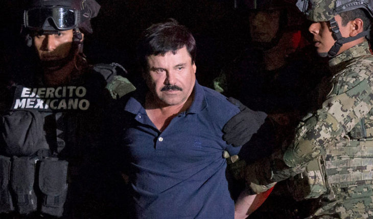 Comienza el juicio contra el Chapo Guzmán en EE.UU.
