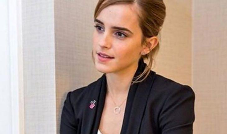 Compararon a Emma Watson con una famosa actriz: ¡mirá el parecido entre ambas!
