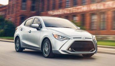 Conoce el Toyota Yaris Sedán 2019 y su excelente diseño innovador