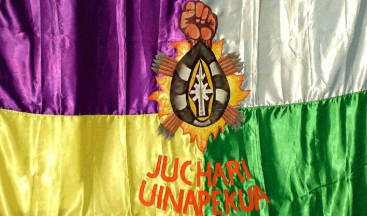 Consejo Supremo Indígena de Michoacán rechaza la Iniciativa de Ley para el Desarrollo Agrario