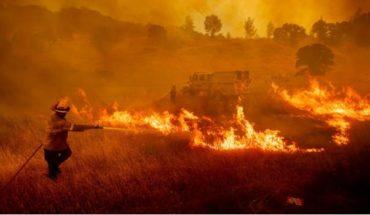 Contabilizan 11 muertos tras incendios en California, Estados Unidos