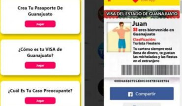 'Crea tu visa de Guanuajuato', test de Facebook que podría roba tus datos