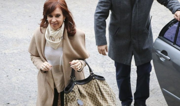 "Cristina denunció espionaje por twitter: ""El gobierno es responsable"""