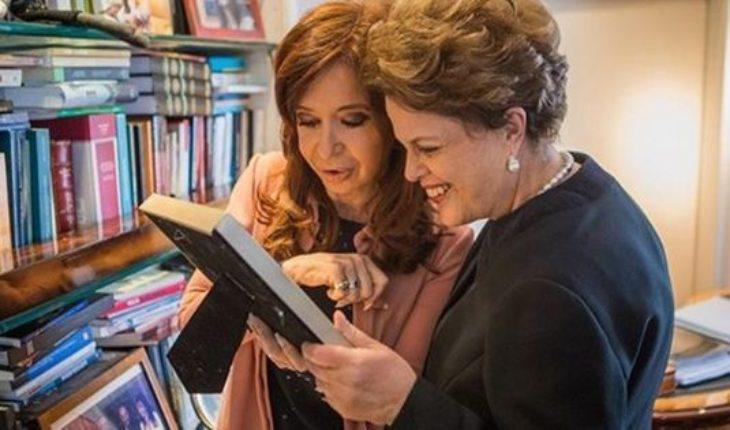 Cristina y Dilma, juntas en el Primer Foro Mundial del Pensamiento Crítico