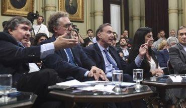 Cruces por el Presupuesto: Pichetto y Mayans discutieron en el debate