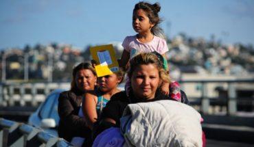Cruzar la frontera o trabajo en Tijuana: opciones de migrantes