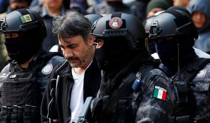 """Dan cadena perpetua en Estados Unidos a Dámaso López """"El Licenciado"""""""