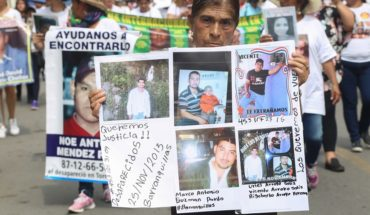 Desapariciones son generalizadas en México: Comité de la ONU