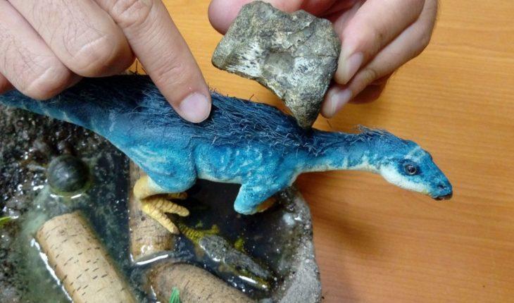 Descubren familia de dinosaurios que habitó México