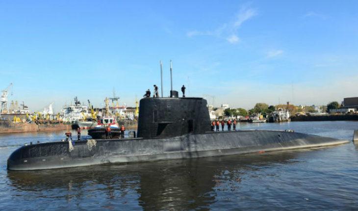 """Después de un año, localizan submarino argentino perdido """"ARA San Juan"""""""