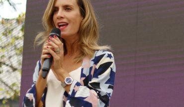 Diana Bolocco agradeció las muestras de apoyo por la operación de Máximo