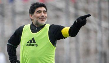 Diego Maradona asegura Boca Juniors es el único rey de la Copa Libertadores