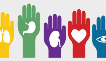 Donación de órganos cae más de 30% en 2018