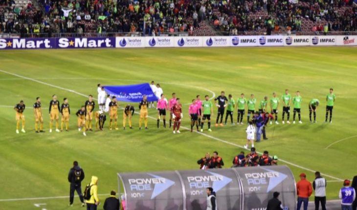 Dorados 0-1 Bravos: minuto a minuto