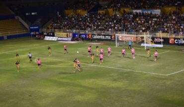 Dorados 1-1 Atlético San Luis: minuto a minuto