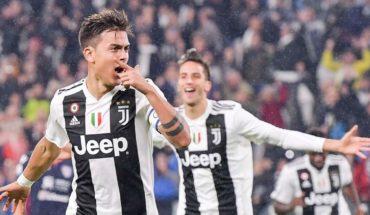 Dybala y Cuadrado anotan en el triunfo de Juventus sobre Cagliari