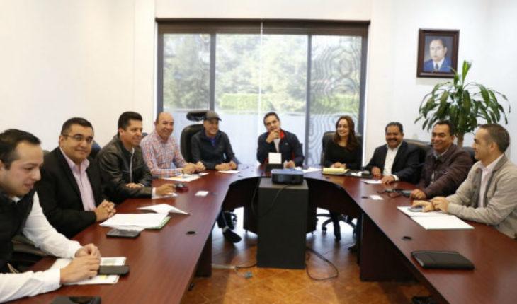 Ejercicio responsable y transparente del gasto compromete Silvano Aureoles
