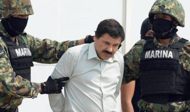 """El """"Chapo"""" declara que pagó millonarios sobornos a Peña Nieto y Calderón"""