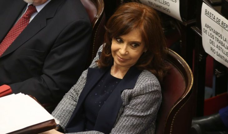 El Gobierno solicitó tratar el desafuero de Cristina Kirchner